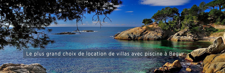 Location Vacances Villas Espagne Costa Brava | Belles Maisons À