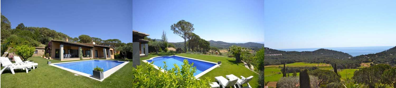 Location Vacances Villas Costa Brava Belles Maisons Avec Piscine
