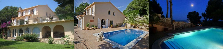 Marvelous Location Vacances Maison Tamariu Avec Piscine Privée Et Vue Mer, Costa Brava  Espagne.