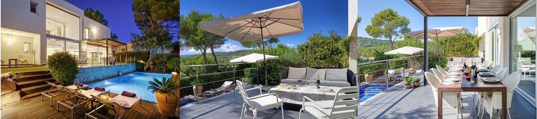 Location vacances begur costa brava maisons avec piscine - Location villa espagne piscine privee ...