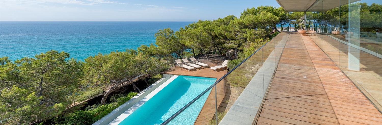 Belles Maisons à Louer Sur La Costa Dorada En Espagne. Belles Villas De  Vacances Avec Piscine ...