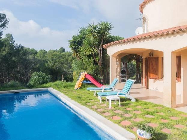 Belles Maisons À Louer Costa Brava - Ab-Villa Espagne