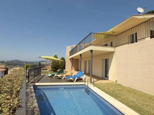 Location vacances villas lloret de mar avec piscine for Location villa espagne avec piscine privee costa brava