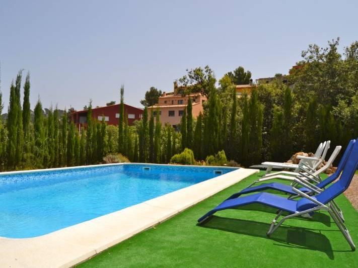 Location maisons lloret de mar ab villa costa brava - Location villa costa brava avec piscine privee ...