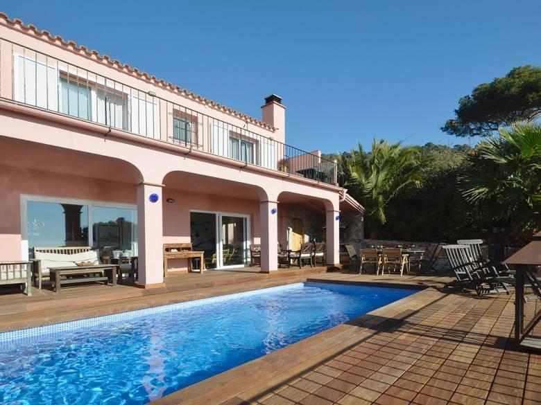 image, villa avec piscine Begur
