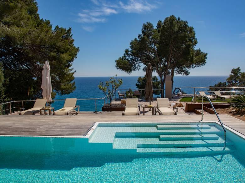 image villa de luxe louer vacances Costa Brava
