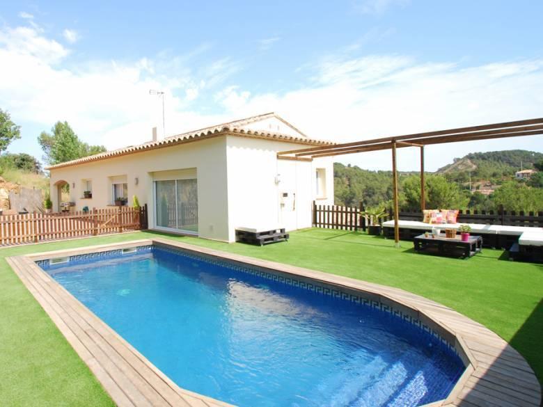 Maison de vacances avec piscine a louer en espagne for Villa louer vacances