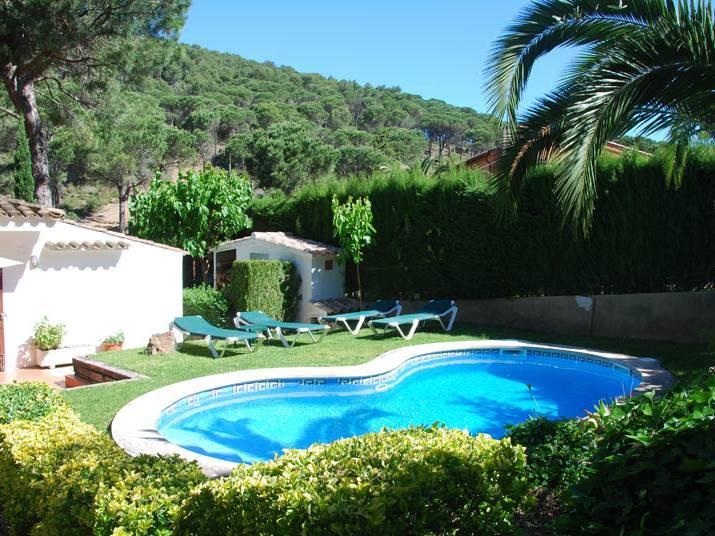 Location villas begur costa brava de 200 villas ab villa - Location costa brava avec piscine ...