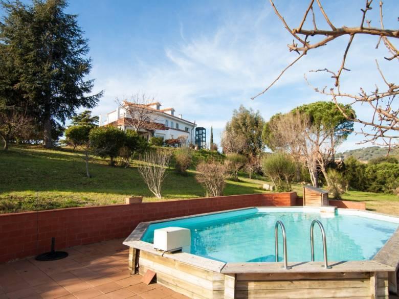 grande maison louer prs de barcelone calella de la costa
