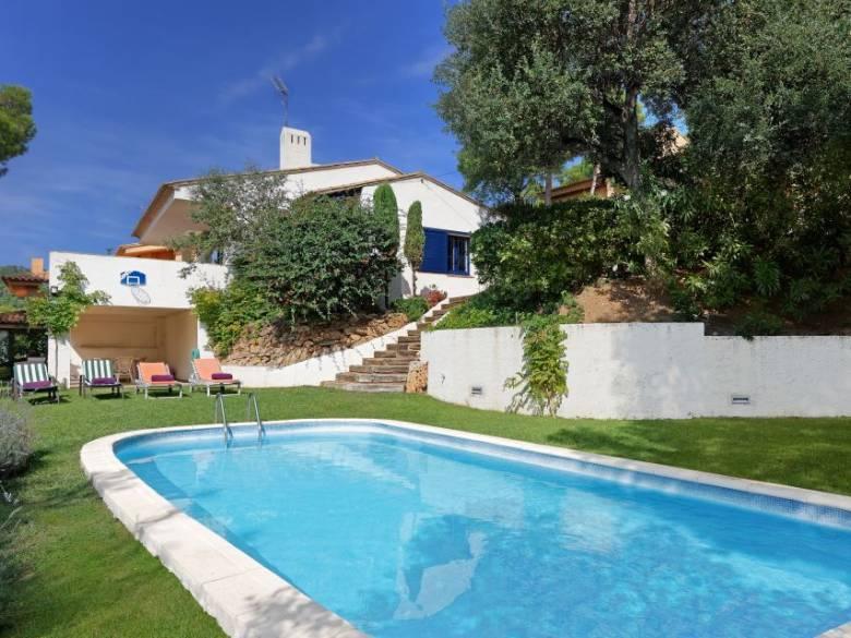 image, villa Tamariu Costa Brava