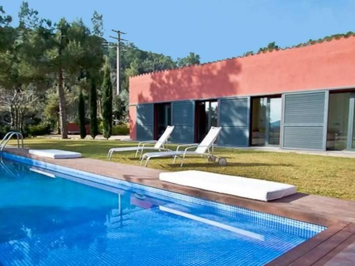 Location villa avec piscine llafranc ab villa costa brava for Villa costa brava location avec piscine