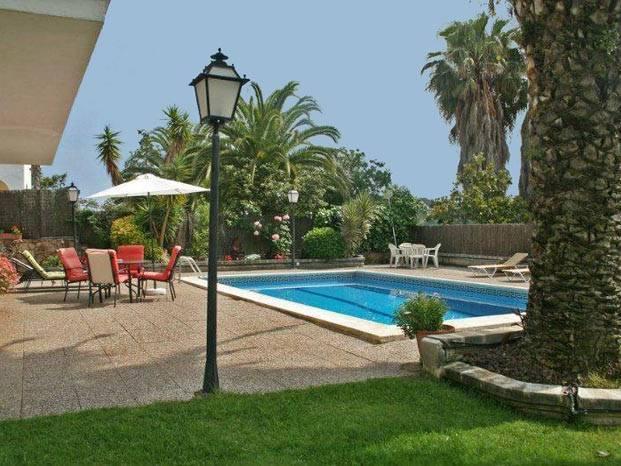 image, villa Lloret de Mar Costa Brava