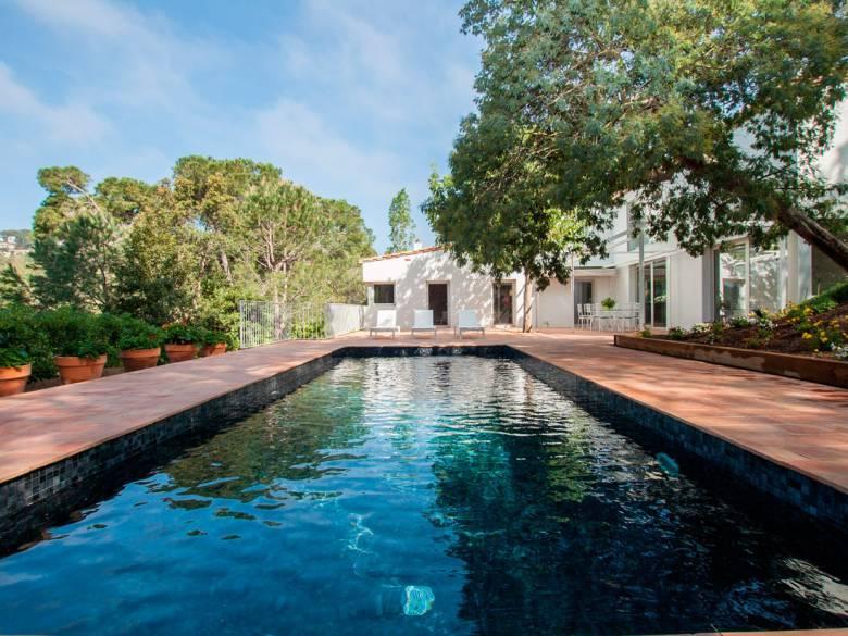 image, belle villa à louer Blanes Costa Brava