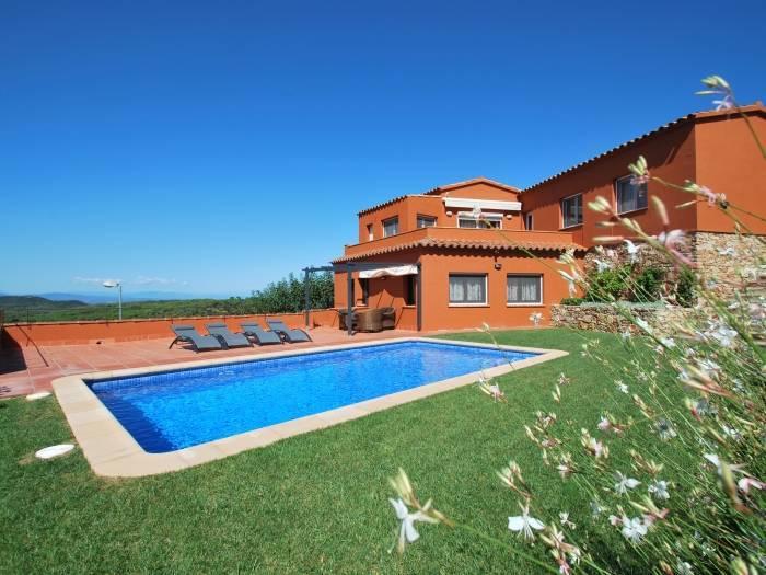image, villa Begur Sa Riera Costa Brava