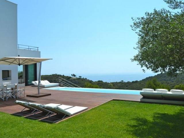 Location maisons avec piscine costa brava de 400 for Location maison costa brava avec piscine