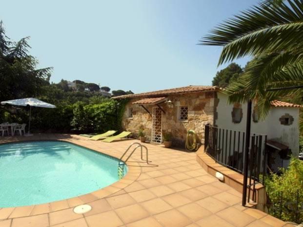 Location maisons lloret de mar ab villa costa brava - Location costa brava avec piscine ...