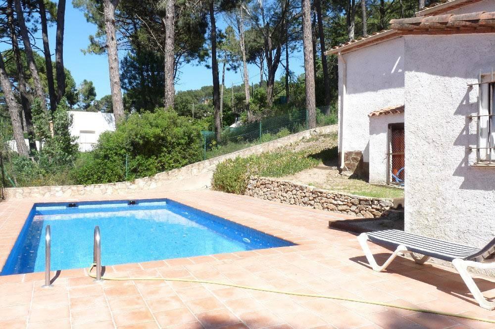 Maison pour 5 personnes avec piscine louer begur - Location begur avec piscine ...