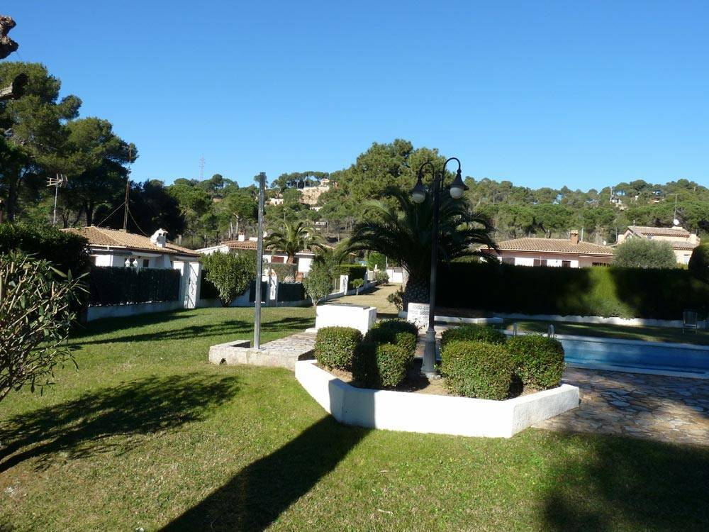 Maison avec piscine commune begur pour 6 personnes for Location maison costa brava avec piscine