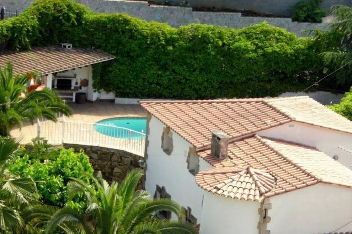 Location maison avec piscine priv e lloret de mar - Location de piscine privee ...