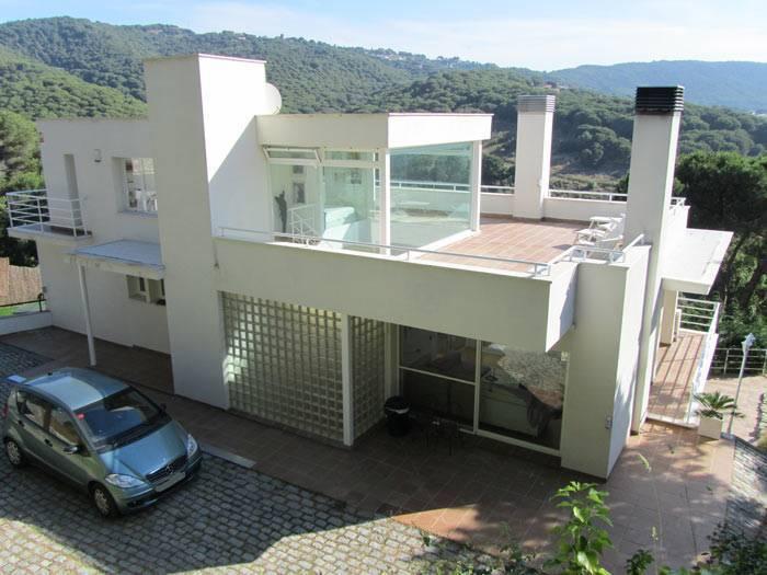 Maison de vacances avec piscine louer pr s de barcelone - Location costa brava avec piscine ...