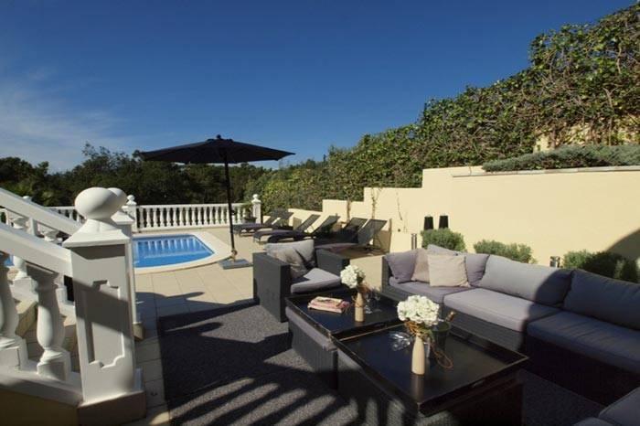 Location villa pour 6 personnes avec piscine priv e - Location villa costa brava avec piscine privee ...