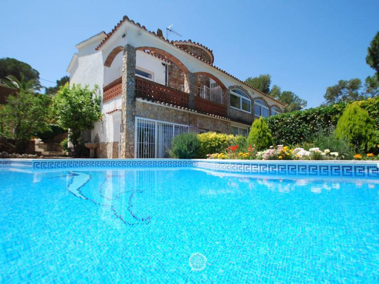 location villa avec piscine costa brava pour 10 personnes - Location Villa Piscine Costa Brava