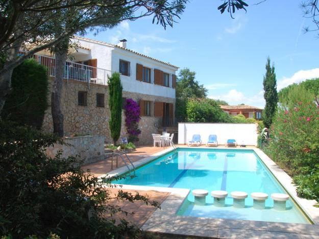 belle maison pour 8 personnes louer begur costa brava - Location Villa Piscine Costa Brava