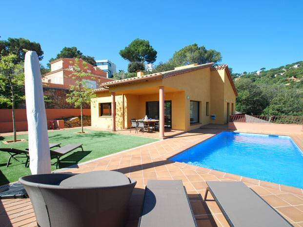 Location vacances begur costa brava espagne ab villa for Location maison avec piscine espagne costa brava