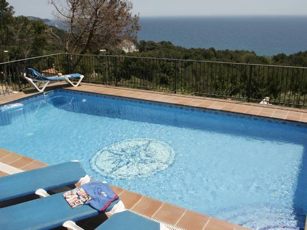 Location begur villas avec piscine costa brava location for Villa costa brava location avec piscine