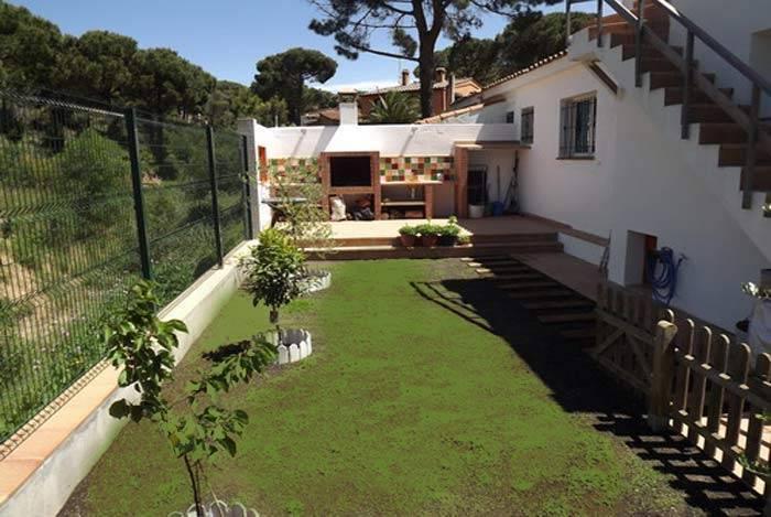Location maison semi adoss e avec piscine priv e begur - Location villa costa brava avec piscine privee ...