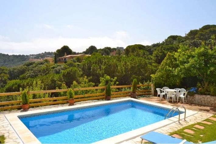 Location maison avec piscine begur costa brava espagne for Location villa espagne avec piscine privee costa brava