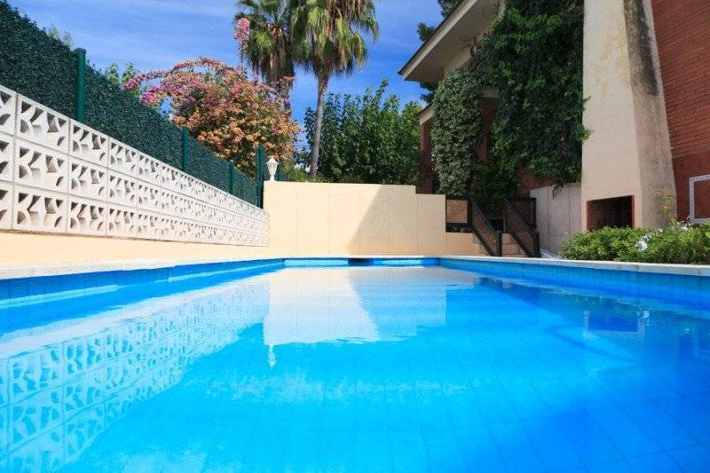 Villa avec piscine priv e louer pour 10 personnes - Villa espagne avec piscine privee ...