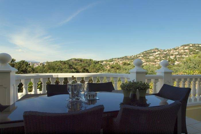 Location villa pour 6 personnes avec piscine priv e for Location maison tossa de mar avec piscine