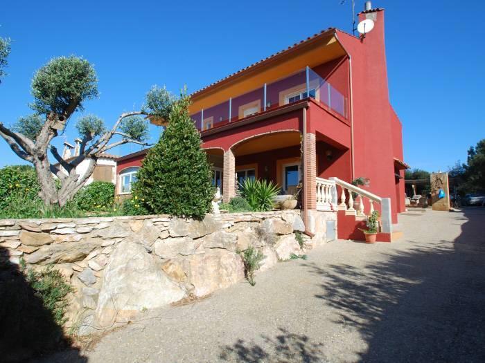 Villa avec piscine priv e pour 8 personnes begur pals - Location begur avec piscine ...