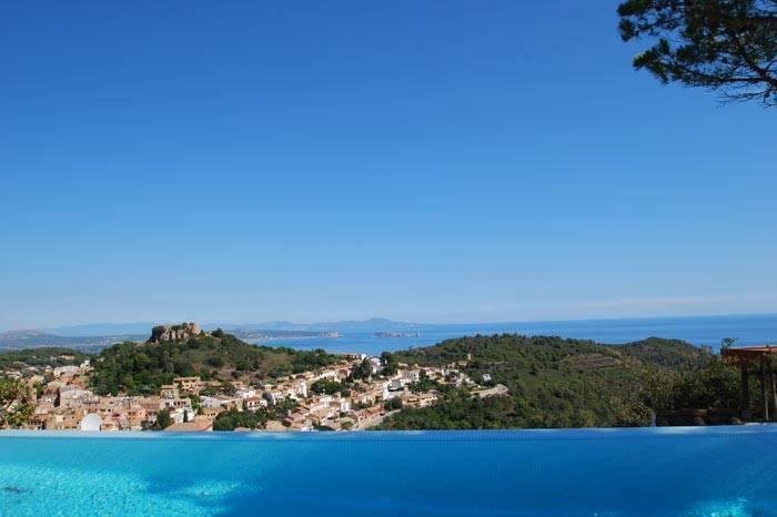 Villa avec piscine louer pour les vacances proche de - Location begur avec piscine ...