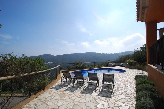 Villa de vacances pour 8 personnes avec piscine begur - Location begur avec piscine ...